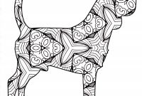 Animal Coloring Pages - 30 Free Coloring Pages A Geometric Animal Coloring Book Just for