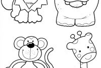 Animal Coloring Pages - Coloring Sheets Animals Carnavalsmusic