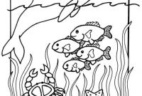 Animal Coloring Pages - Cool Sea Animal to Color Ocean Animals Coloring Pages