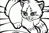 Cat Coloring Pages - Cat Color Pages Printable Cat Coloring Pages for Adults Coloring