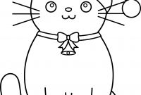 Cat Coloring Pages - Fat Cat Coloring Pages at Getcolorings