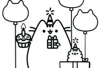Cat Coloring Pages - Fresh Pusheen Coloring Book Pusheen Pusheen the Cat – Free Coloring Book