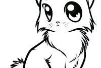 Cat Coloring Pages - Kitty Cat Coloring Pages Printable at Getcolorings