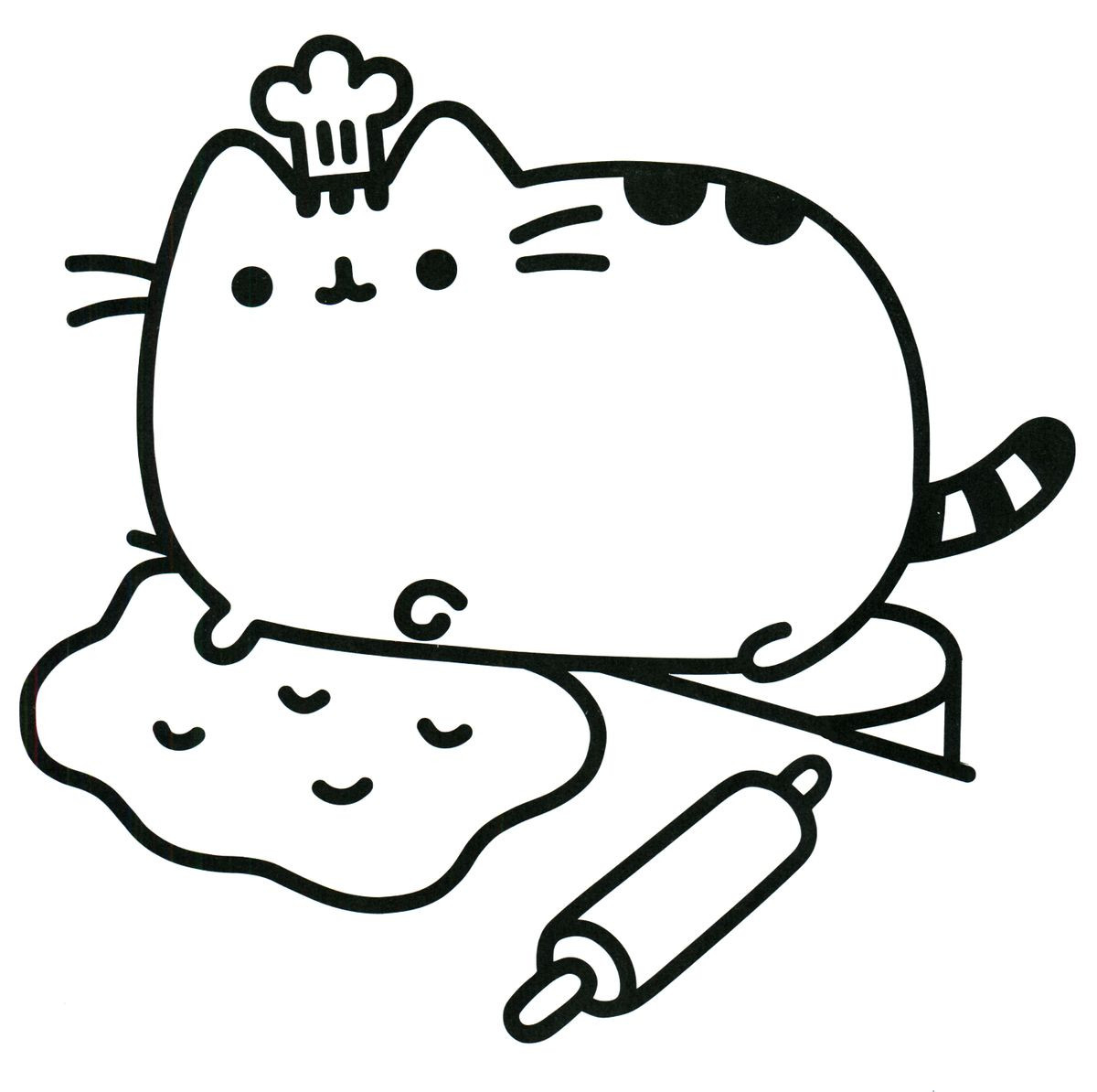 Cat Coloring Pages Download 6s - Free For kids