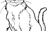 Cat Coloring Pages - Sampler Cat to Color Pages Printable Kitten Coloring Dog