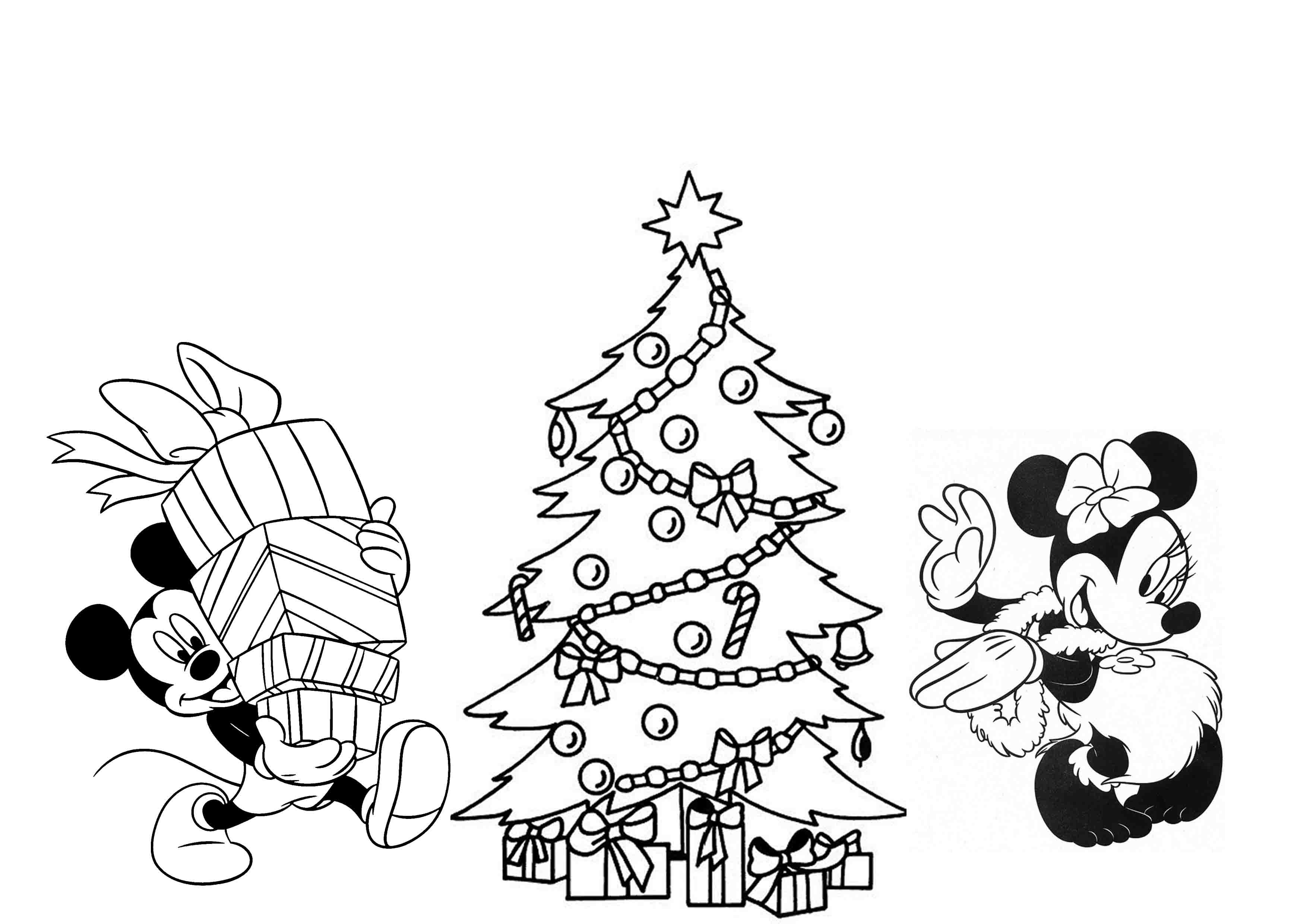 christmas coloring pages christmas coloring in picture inspirationa print download