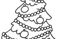 Christmas Coloring Pages - Christmas Coloring Page