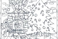 Christmas Coloring Pages - Christmas Coloring Pages 16 Printable Coloring Pages for the