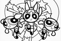 Coloring Pages for Girls - Fresh Excellent Powerpuff Girls buttercup Coloring Pages Ideas Entry
