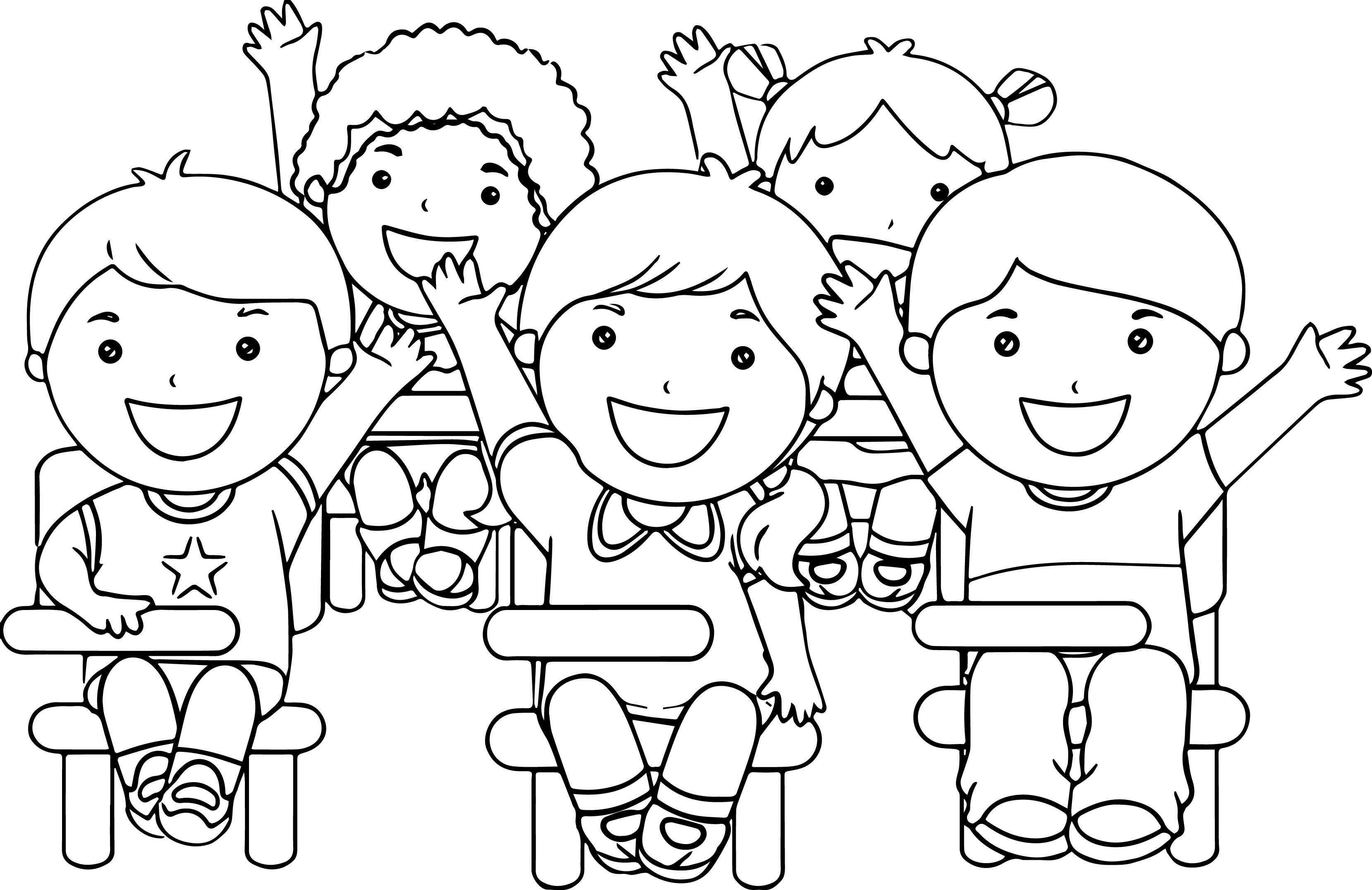 Coloring Pages for Kids to Print | Free Coloring Sheets