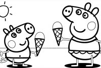 Coloring Pages for Kids - Peppa Pig Coloring Pages for Kids Peppa Coloring Book Video for