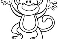 Coloring Pages for Kids - Simple Coloring Pages for Kids
