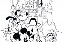 Disney Coloring Pages - Free Disney Coloring Page Printable Coloring Pages