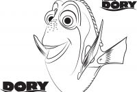 Disney Coloring Pages - New Printable Disney Coloring Pages Dory Design