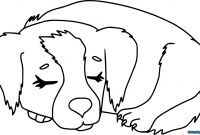 Dog Coloring Pages - Cat and Dog Coloring Pages