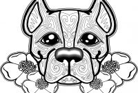 Dog Coloring Pages - Free Dog Coloring Pages for Adults