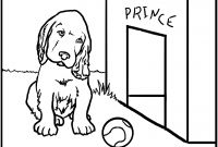 Dog Coloring Pages - Free Printable Dog Coloring Pages for Kids