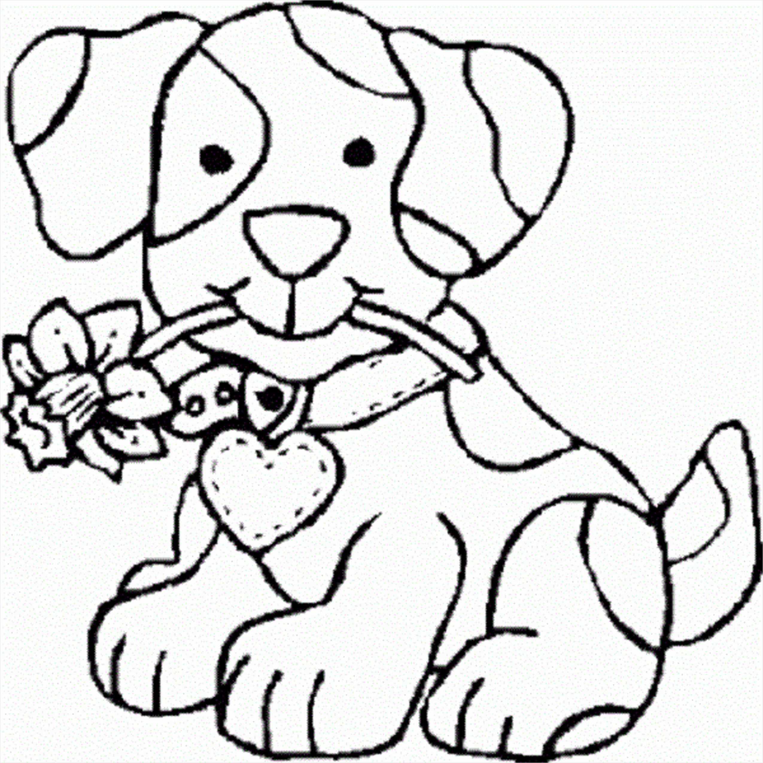 Dog Coloring Pages Collection   Free Coloring Sheets