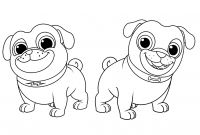 Dog Coloring Pages - Puppy Dog Pals Coloring Pages to Print