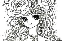 Flower Coloring Pages - Adult Coloring Pages Flowers Picture 33 In Books with New Flower