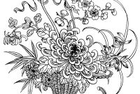 Flower Coloring Pages - Best Flower Coloring Pages Printable andrew norman