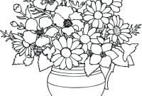 Flower Coloring Pages - Cool Flower Coloring Pages 8 Flowers