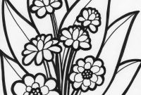 Flower Coloring Pages - Flowers Coloring Pages Color Printing Flower