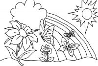 Flower Coloring Pages - Free Printable Flower Coloring Pages Aprenda Free Printable