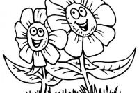 Flower Coloring Pages - Free Printable Flower Coloring Pages for Kids Best Coloring Pages