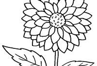 Flower Coloring Pages - Glamorous Flower Coloring Pages 18 Amusing Flowers Adult Print