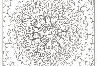 Flower Coloring Pages - Printable Coloring Pages Flowers for Adults Free Printable Flower