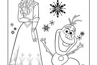 Frozen Coloring Pages - the Frozen Coloring Pages