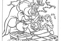 Halloween Coloring Pages - 30 Free Printable Disney Halloween Coloring Pages