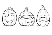 Halloween Coloring Pages - Creatively Christy Halloween Craft 4 Halloween Coloring Book Pages