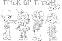 Halloween Coloring Pages - Cute Free Printable Halloween Coloring Pages Crazy Little Projects