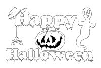 Halloween Coloring Pages - Free Halloween Coloring Pages