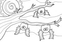 Halloween Coloring Pages - Halloween Coloring Pages Doodle Art Alley