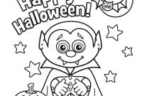 Halloween Coloring Pages - Halloween Coloring Pages Printouts