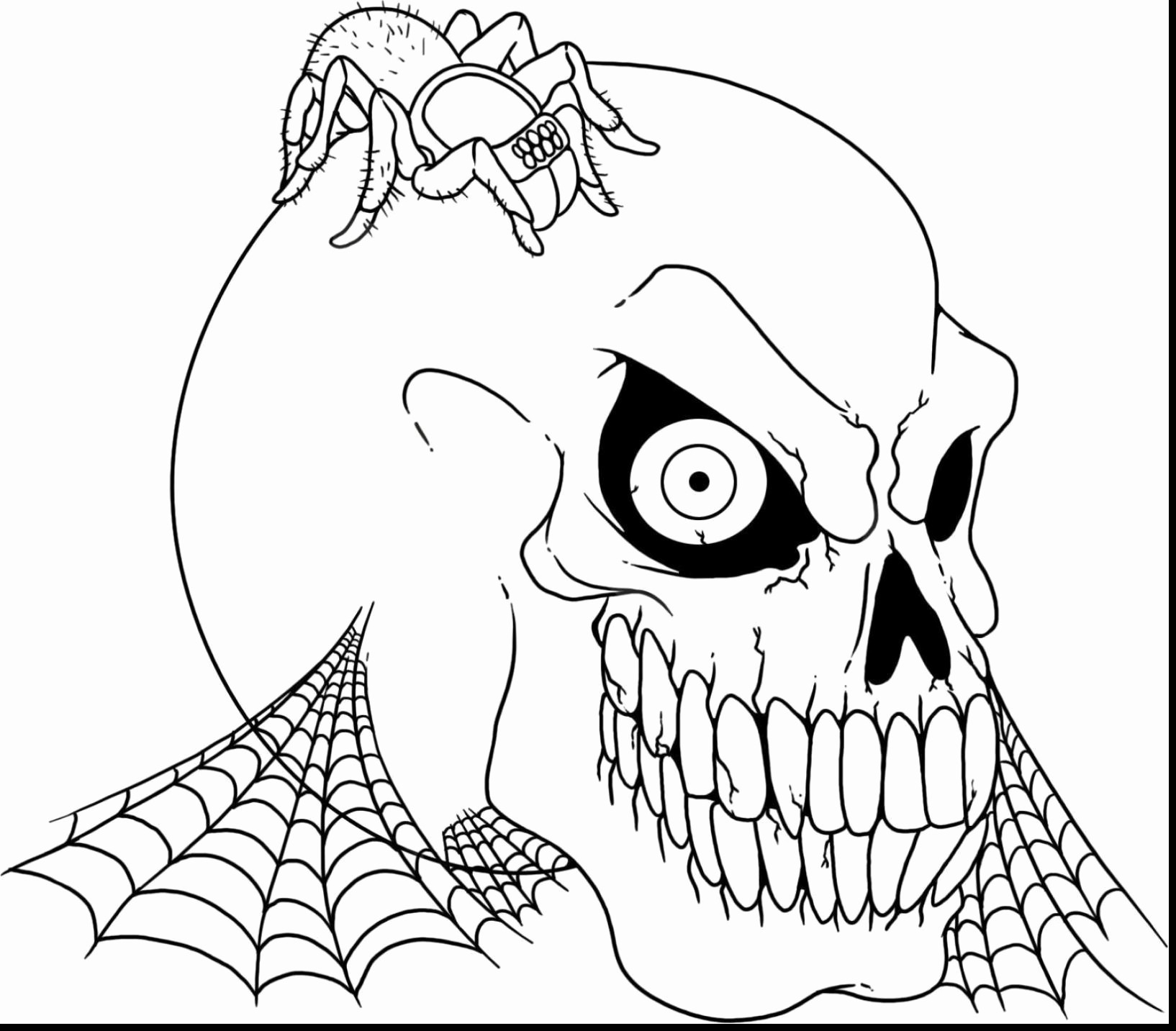 Halloween Coloring Pages Download 10j - Free For kids