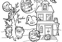 Halloween Coloring Pages - Halloween Coloring Pages to Print Babbleeditionfo