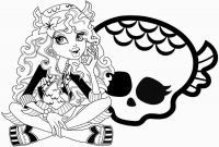 Halloween Coloring Pages - Monster High Halloween Coloring Pages 17 P In Coloring Pages