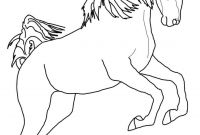 Horse Coloring Pages - Arabian Horse Coloring Pages Coloring Pages