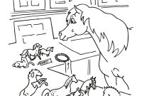 Horse Coloring Pages - Coloring Pages