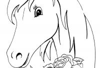 Horse Coloring Pages - Cool Horse Coloring Pages Printable Letramac