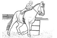Horse Coloring Pages - Edge Race Horse Coloring Pages to Print Small Child Riding Pinterest
