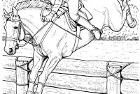 Horse Coloring Pages - Fun Horse Coloring Pages for Your Kids Printable