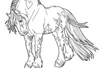 Horse Coloring Pages - Horse Coloring In Games Inspirationa Horse Color Page for the Cowboy