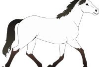 Horse Coloring Pages - Horse Coloring Pages