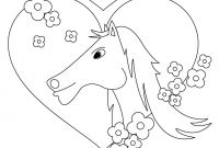 Horse Coloring Pages - Horse Coloring Pages 51 Animals Of the World Coloring Books for