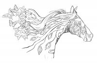 Horse Coloring Pages - Horses Coloring Pages New Horse Coloring Page Free Download